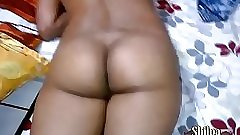 Desi bhabhi shilpa enjoying fuck from reverse cow girl style by husband